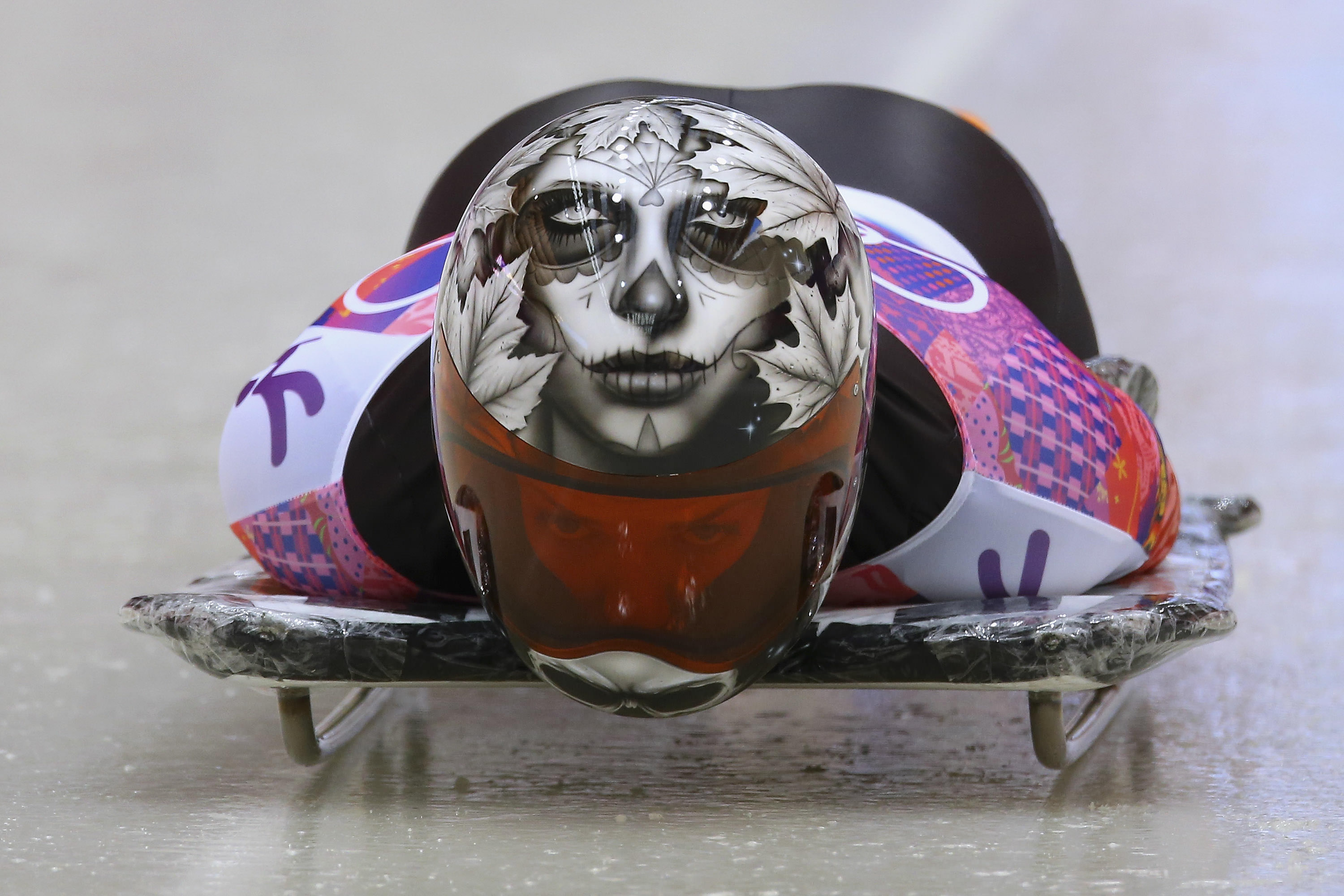 Skeleton - Winter Olympics Day 6