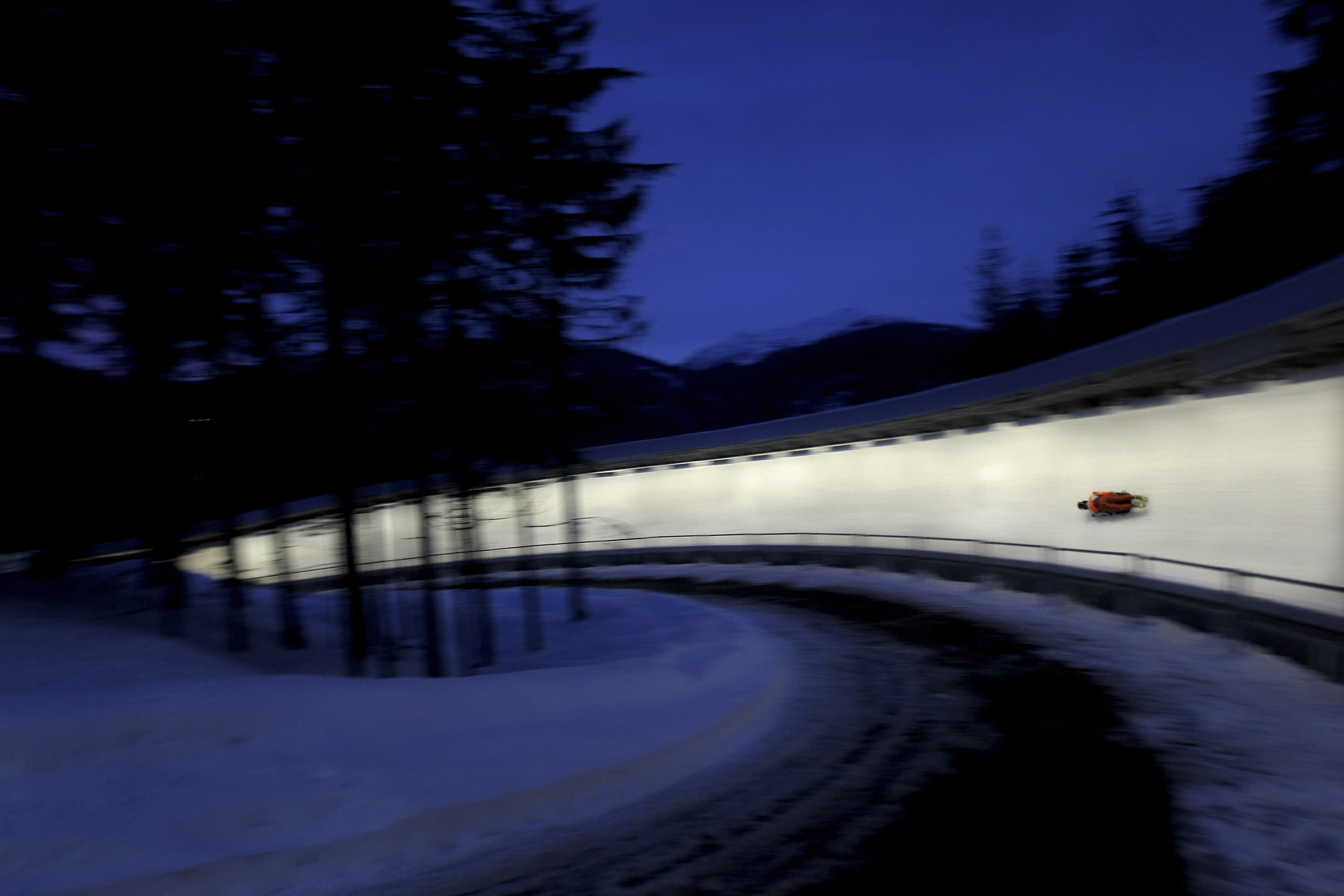 Bobsleigh and Skeleton World Cup Day 2