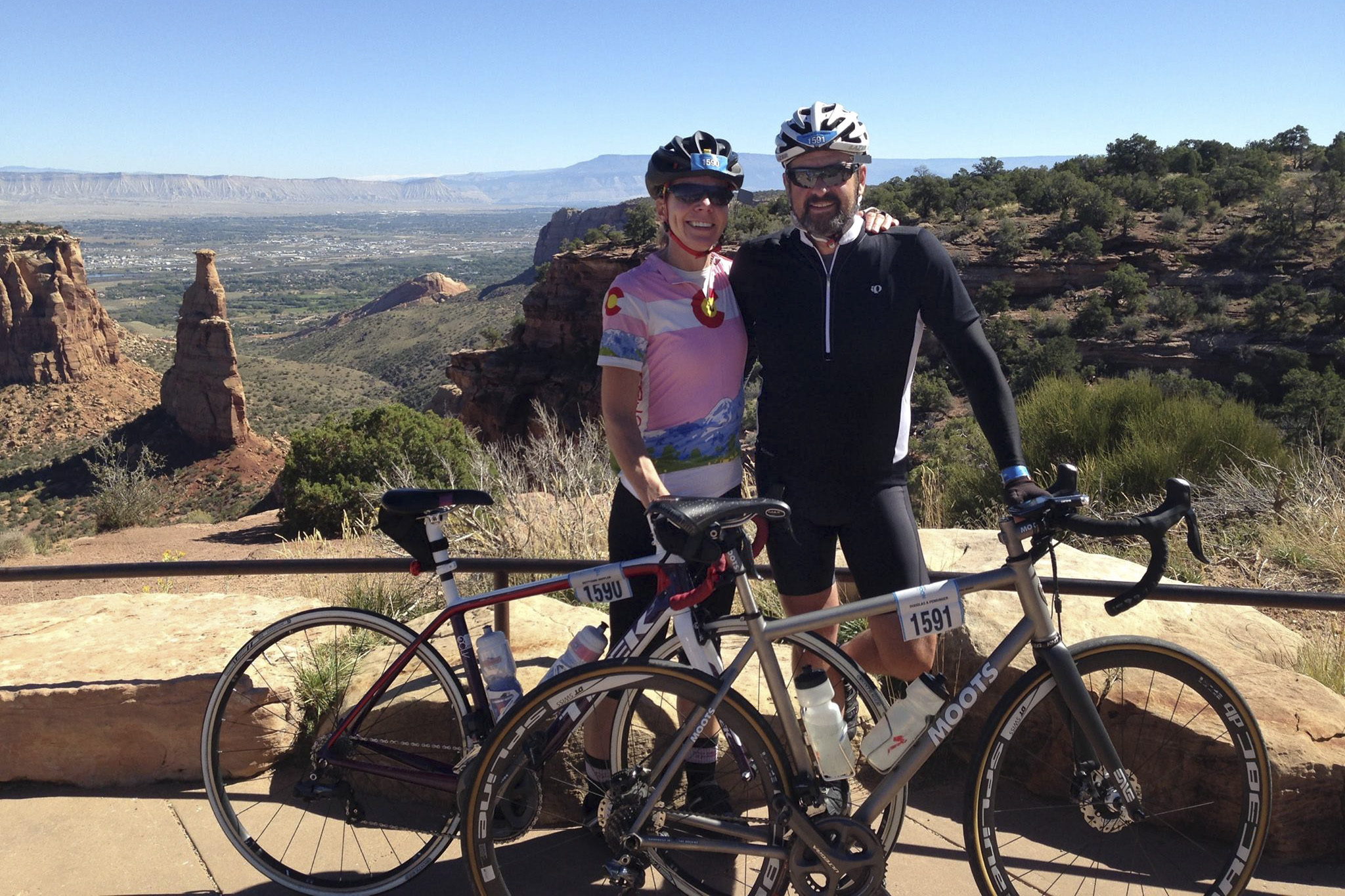 Doug-and-Bettyann-cycling