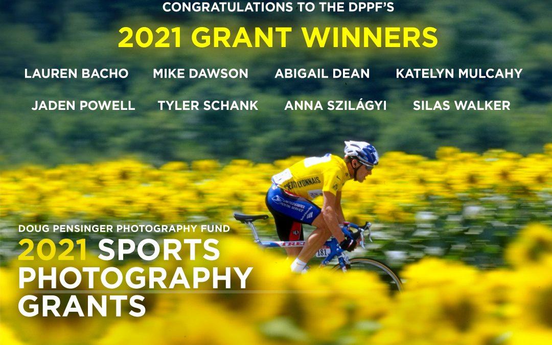 Congratulations to the 2021 DPPF Grant Recipients!